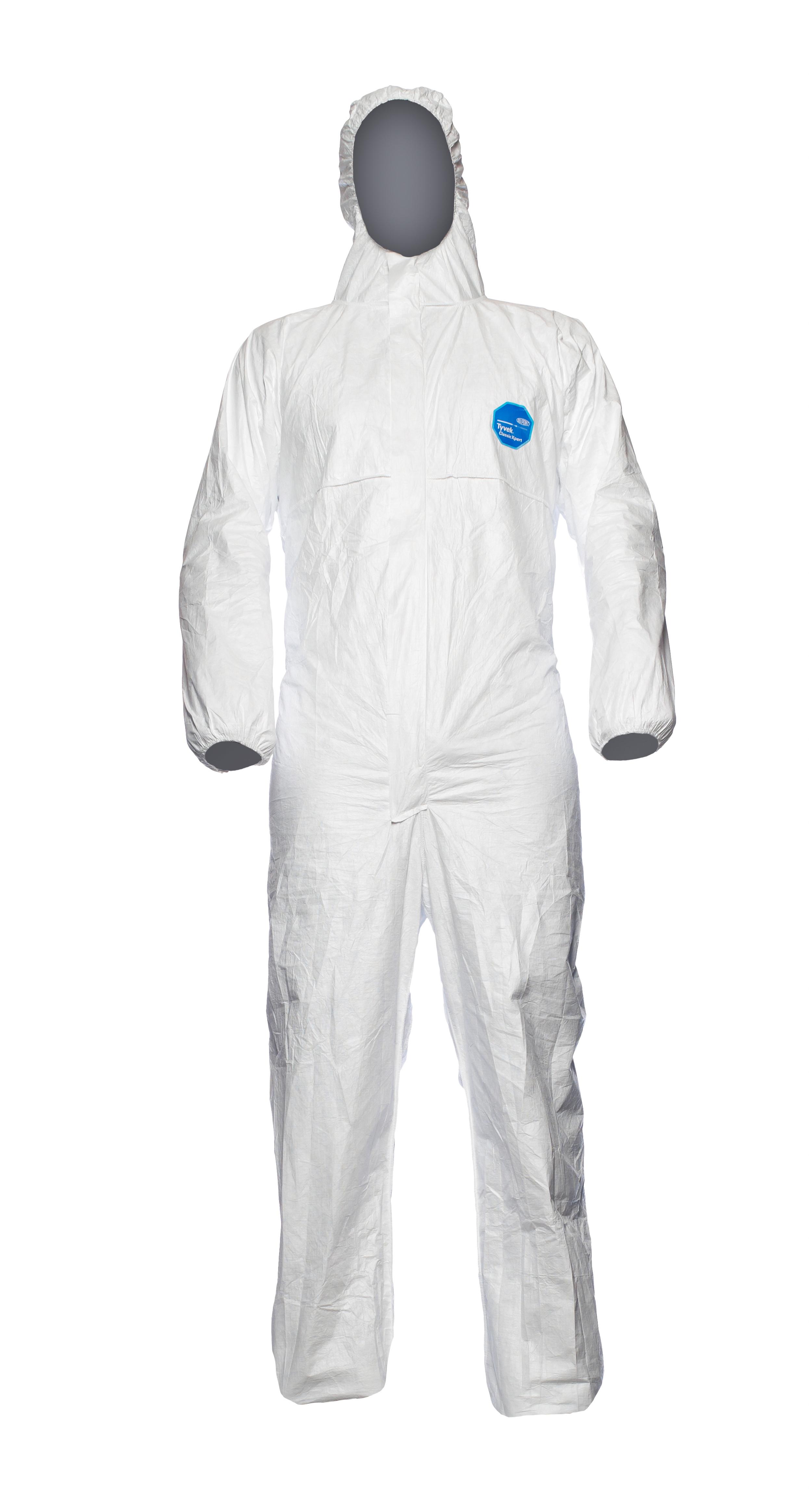 88a111256ec909 Chemie-Schutz-Overall weiß - AS Arbeitsschutz