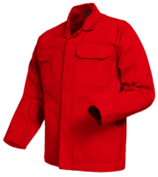 Bundjacke AS-plus rot