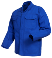 Bundjacke AS-plus kornblau