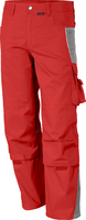 Bundhose AS PRO MG 245 rot/grau